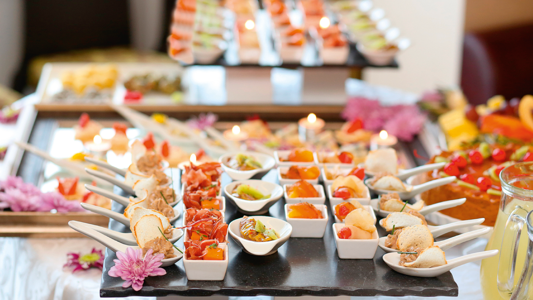 Deckers Catering Flying Buffet